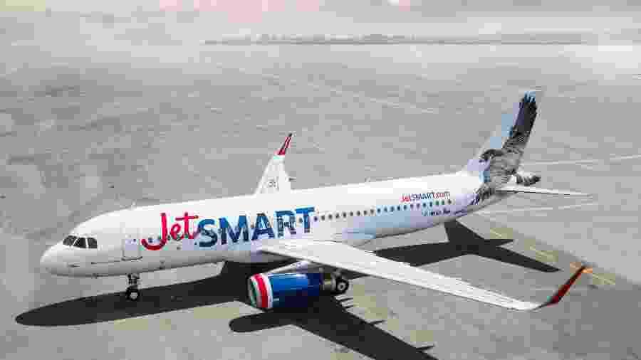Anac concedeu autorização para a JetSmart  - Divulgação