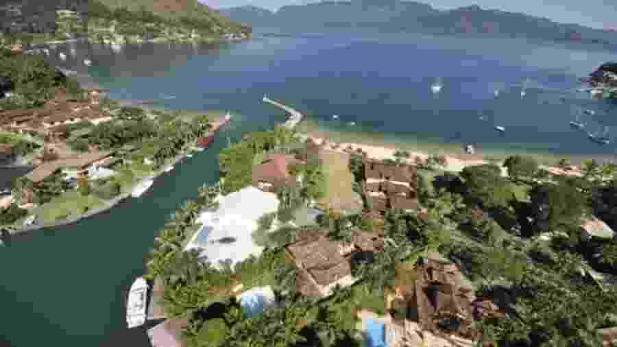 Condomínio Portogalo, em Angra dos Reis (RJ) - Reprodução/Site do Condomínio Portogalo