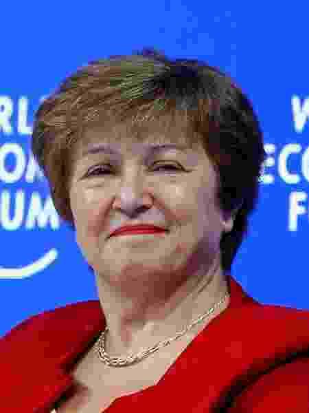 Kristalina Georgieva, nova diretora-gerente do Fundo Monetário Internacional (FMI) - Arnd Wiegmann/Reuters