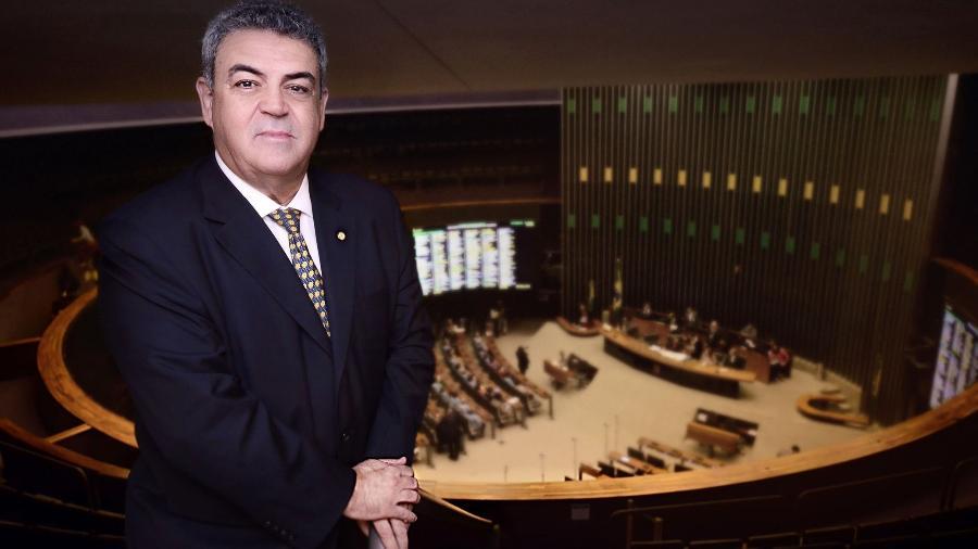 Misael Varella, deputado federal pelo PSD de Minas Gerais - Divulgação