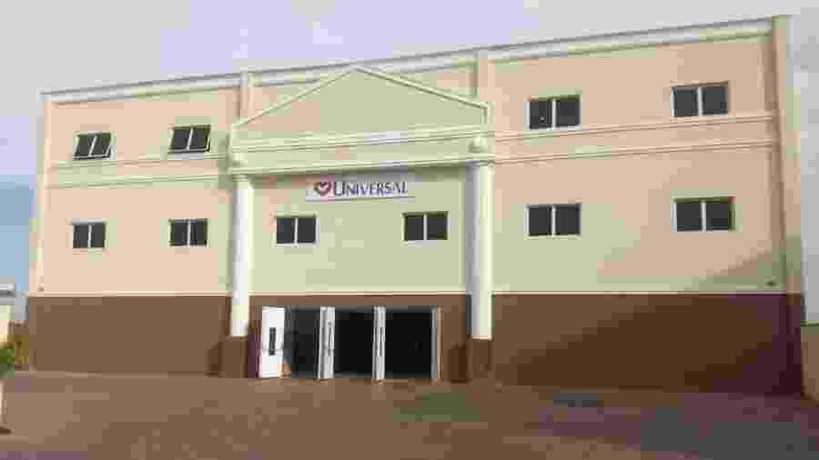 Igreja Universal do Reino de Deus em São José do Rio Preto  - Divulgação