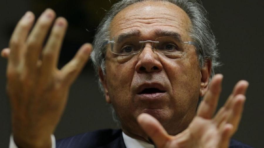 Paulo Guedes, ministro da Economia - Agência Brasil