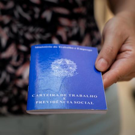 A população desocupada era de 13,5 milhões em setembro - Matheus Sciamana/PhotoPress/Estadão Conteúdo