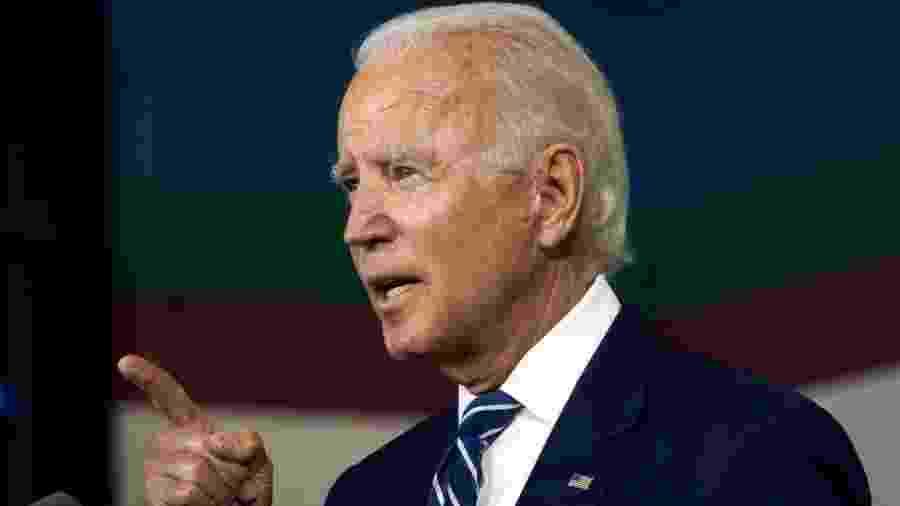 Joe Biden, presidente eleito dos EUA - Getty Images