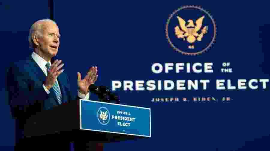 Presidente eleito nos Estados Unidos começou a escolher os nomes que irão compor sua gestão - Getty Images