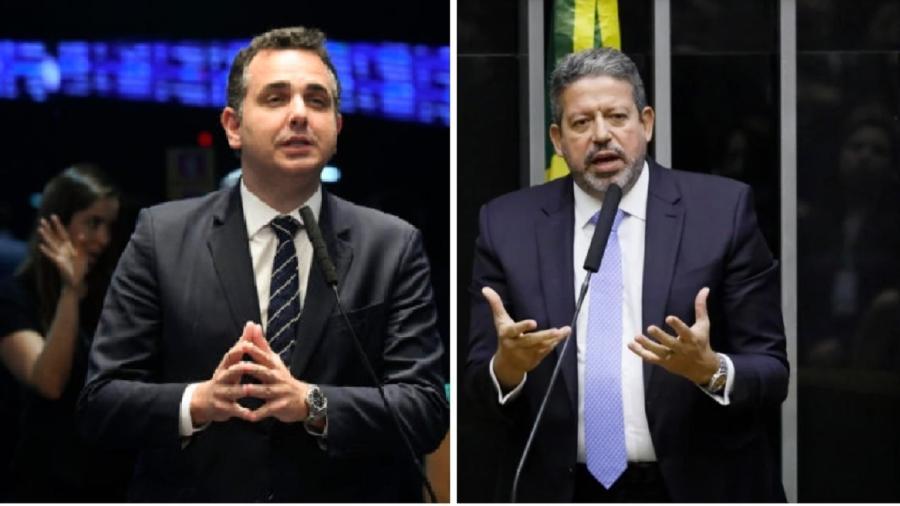 O futuro da comissão será definido em conjunto pelos novos presidentes do Senado, Rodrigo Pacheco (DEM-MG), e da Câmara, Arthur Lira (Progressistas-PP) - Marcos Oliveira/Agência Senado; Luis Macedo/Câmara dos Deputados