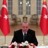 Presidência da Turquia/Reuters