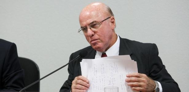 O ex-presidente da Eletronuclear, o almirante Othon Pinheiro da Silva