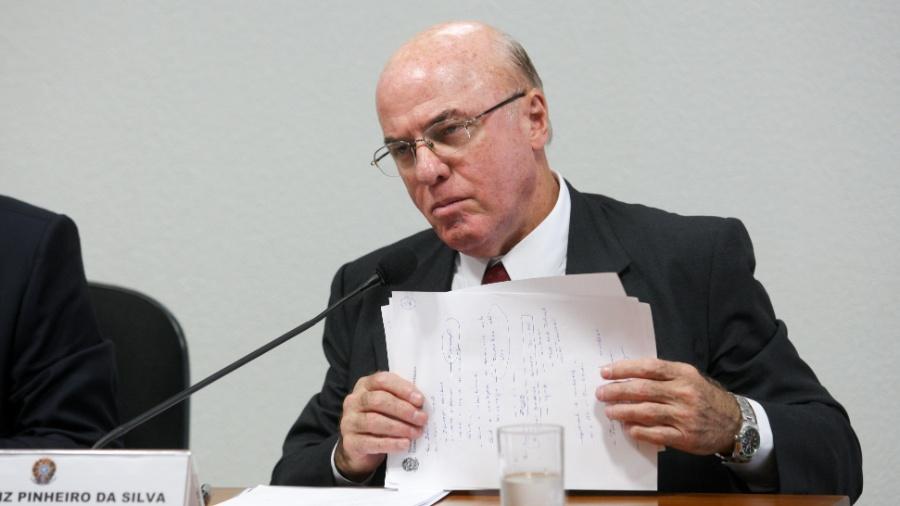 Othon Luiz Pinheiro foi condenado a 43 anos de prisão por corrupção durante sua gestão na Eletronuclear - Alan Marques/Folhapress