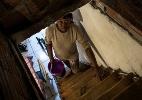 Moradores de São Paulo sofrem com falta de água - Eduardo Anizelli/Folhapress