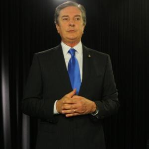 """Collor admite """"relação inadequada"""" com Congresso no tempo de seu governo - Douglas Pereira/UOL"""
