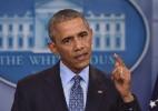 Obama diz ter alertado Trump contra transferir embaixada para Jerusalém - Nicholas Kamm/AFP