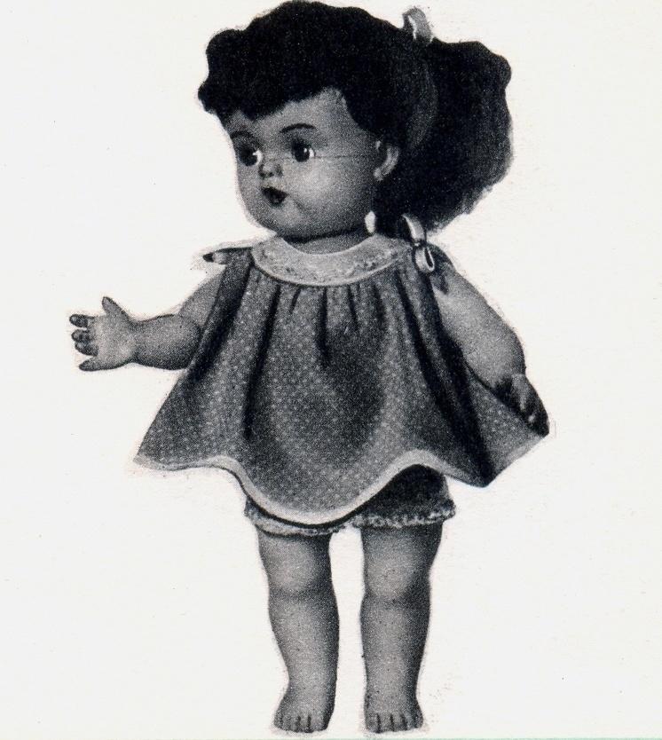 Pupi foi lançada no início dos anos de 1950