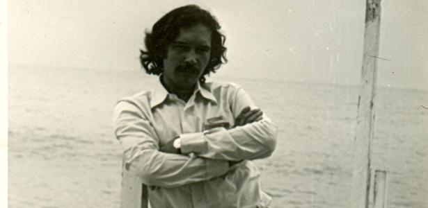 O agente duplo José Anselmo dos Santos, o Cabo Anselmo, em foto de abril de 1972 - Jorge Barrett Viedma/Arquivo Pessoal