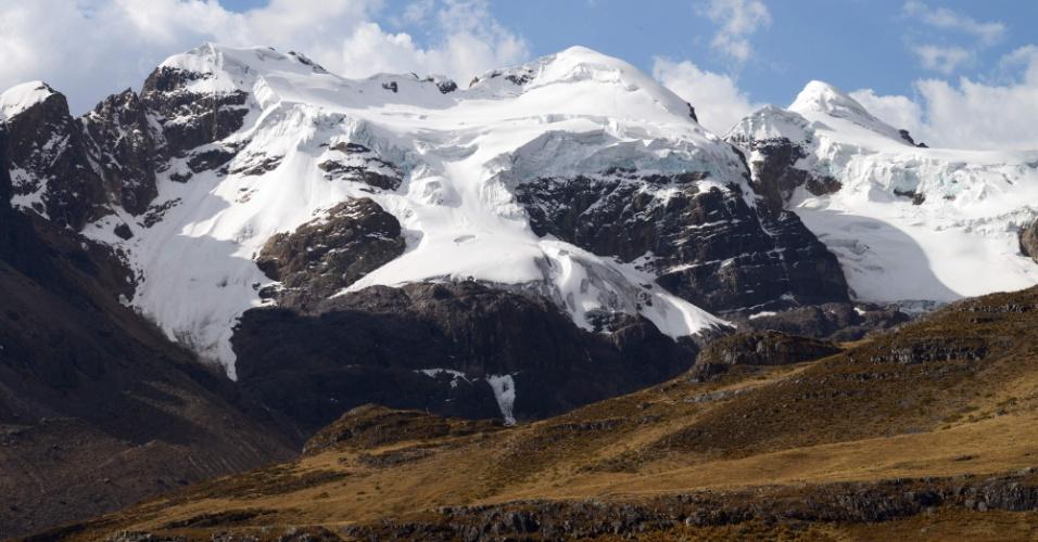 Parque Nacional Huascarán, no Peru
