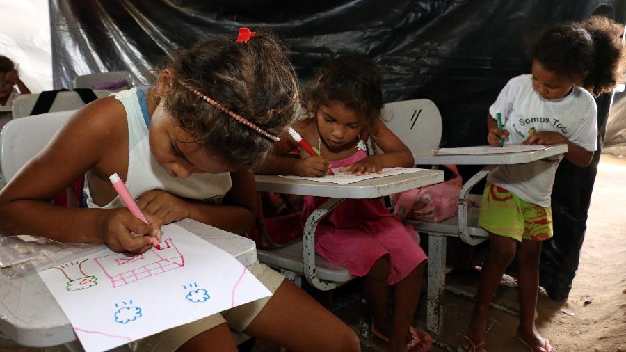 De acordo com o Fundo Nacional de Desenvolvimento da Educação (FNDE), a merenda beneficia 41 milhões de estudantes - Francisco França/UOL