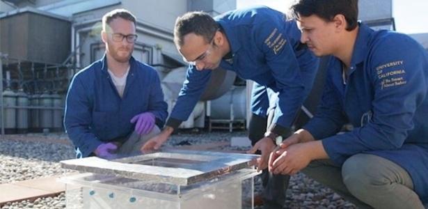 O aparelho pode ser usado em qualquer lugar do mundo e não usa eletricidade - Stephen McNally/UC Berkeley/Divulgação