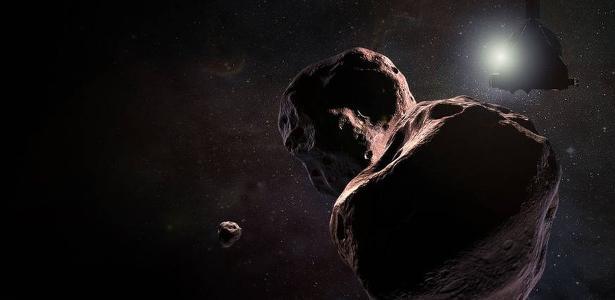 O que revelam os sinais recebidos pela Nasa da sonda New Horizons ... d1fbefc7ba