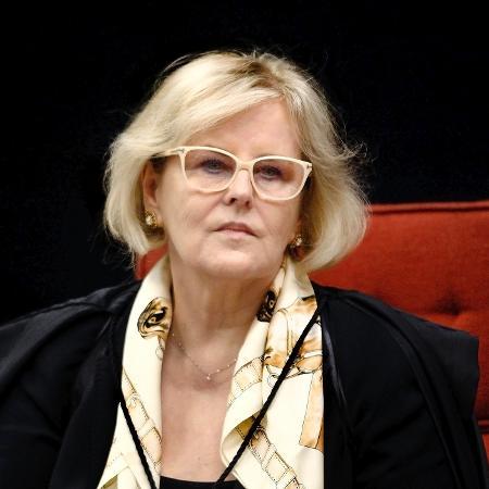 Argumentos de Rosa Weber ficam em sigilo até o final do julgamento - Rosinei Coutinho/SCO/STF