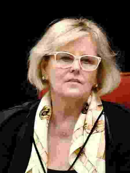 Ministra Rosa Weber, do STF - Rosinei Coutinho/SCO/STF