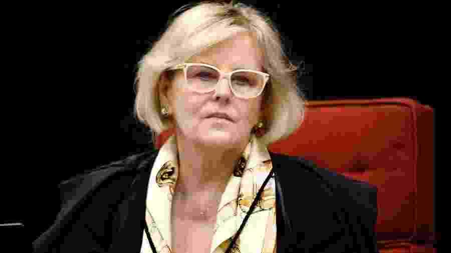 Ministra Rosa Weber, do Supremo Tribunal Federal - Rosinei Coutinho/SCO/STF