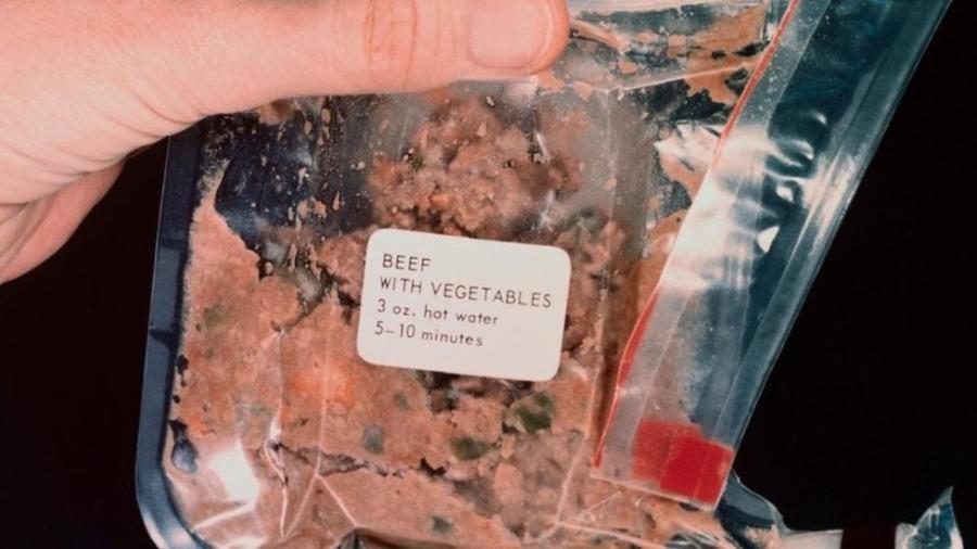 Tecnologia para fomentar cardápio espacial evoluiu - e até chegou a nós, desenvolvendo produtos como pratos congelados e microondas - Getty Images