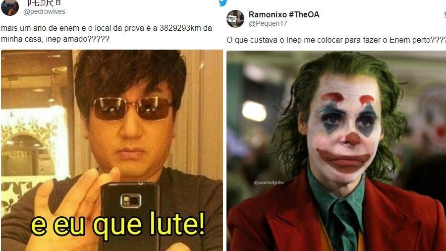 Mec Divulga Os Locais Da Prova Do Enem 2019 E Internet Reage