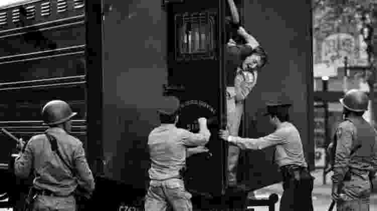 Ditadura militar argentina nas décadas de 70 e 80 aprofundou uma 'fenda' existente no país - AFP - AFP