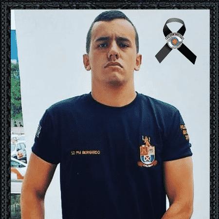 Soldado morre em instalação policial em São Paulo - Divulgação/PM-SP