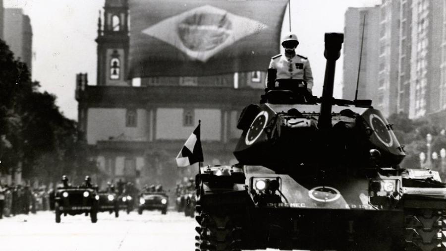 Golpe de 1964 completa 57 anos; livros contam o horror vivido durante a Ditadura Militar - Acervo Arquivo Nacional