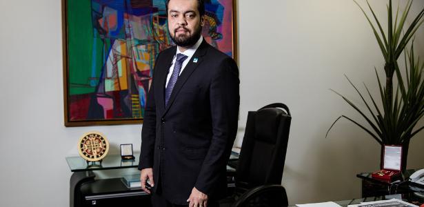 Cláudio Castro | Vice-governador do Rio é internado com meningite