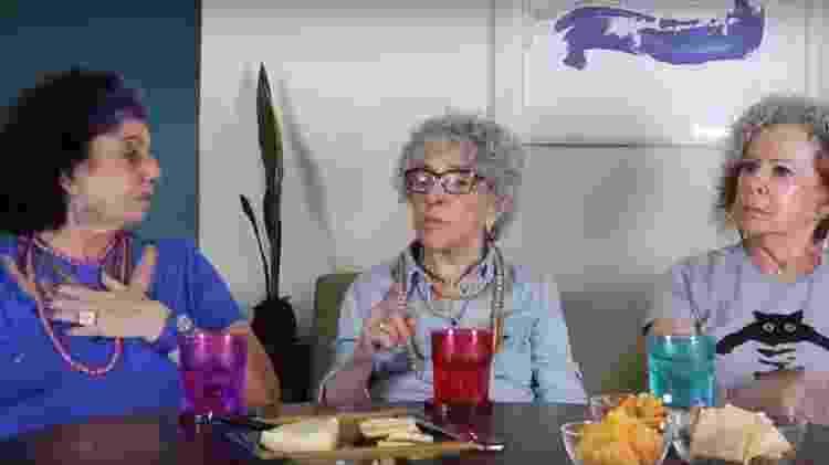 Avós da Razão - Reprodução/YouTube - Reprodução/YouTube
