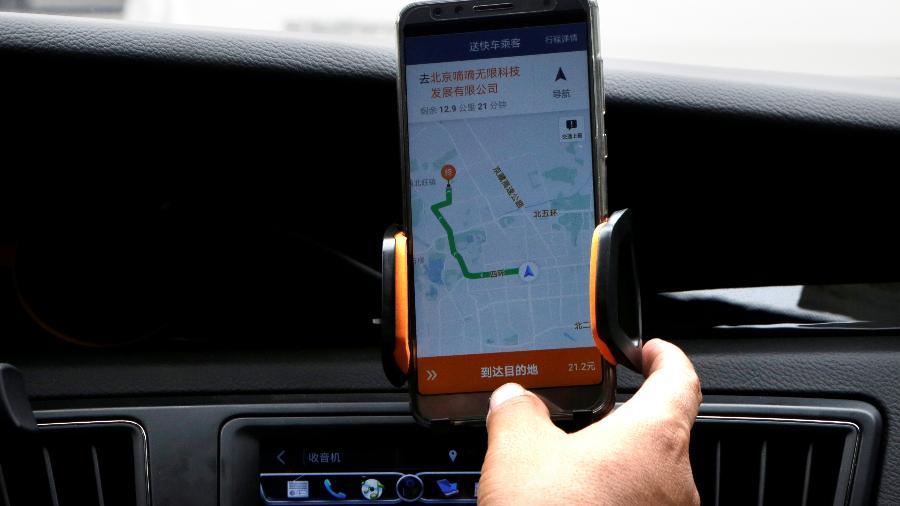 Didi, empresa digital chinesa de mobilidade, sofreu punição do governo - Jason Lee