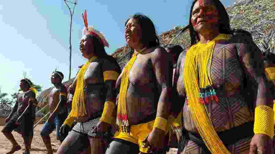 Cidade implanta lockdown apenas para índios no Pará - Alejandro Zambrana/SESAI/Ministério da Saúde
