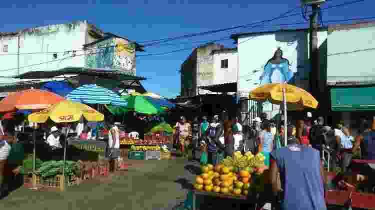 Feira de São Joaquim, Salvador, Bahia - Jorge Araújo - Jorge Araújo