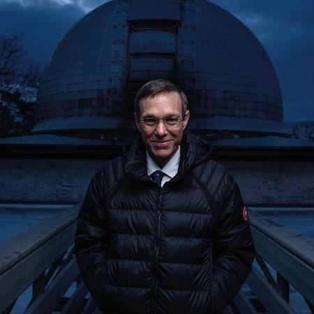 O astrônomo Avi Loeb - Divulgação/Harvard