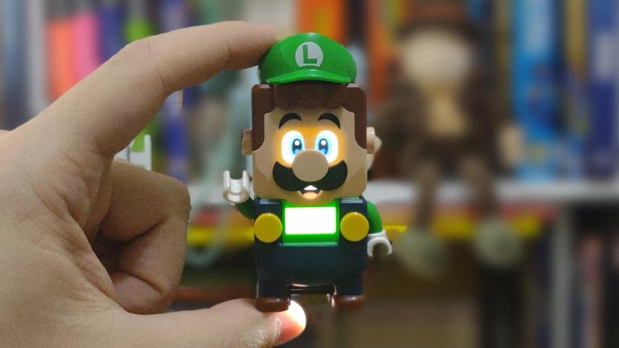 Kit Lego Super Mario - Luigi - Claudio Prandoni