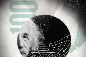Teoria de Einstein vai muito além da Via Láctea (Foto: Divulgação)