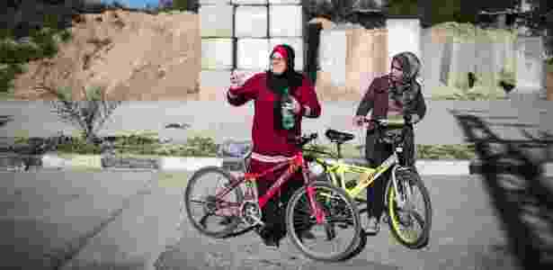 bicicleta - Wissam Nassar/The New York Times - Wissam Nassar/The New York Times