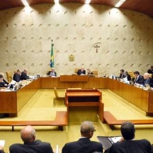 Supremo manteve o processo de impeachment da presidente Dilma no domingo