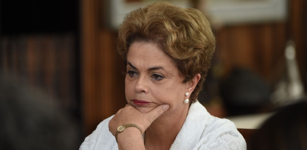 A presidente afastada, Dilma Rousseff, será julgada agora pelo plenário do Senado - Vanderlei Almeida - 13.mai.2016/AFP