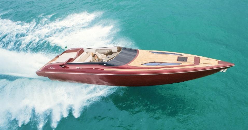 Lancha Intermarine Offshore 48