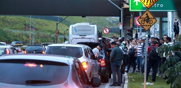 SP: zona Sul ainda é a região com maior congestionamento - Hélvio Romero/Estadão Conteúdo