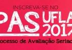 UFLA (MG) anuncia datas do PAS 2017 - ufla