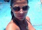 Mulher do traficante Nem se exibia em redes sociais - Reprodução/Facebook
