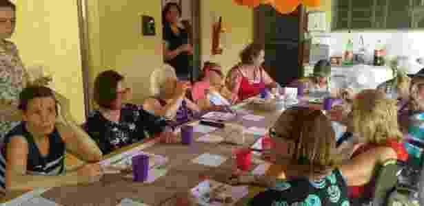 Dona Cotinha comemora aniversário no dia 12 de outubro, Dia das Crianças - Arquivo Pessoal - Arquivo Pessoal