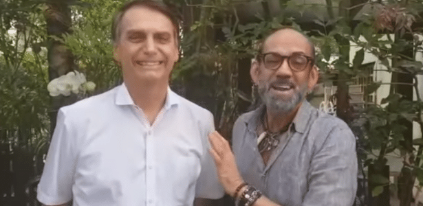 Maquiador Lili Ferraz declara apoio a Bolsonaro