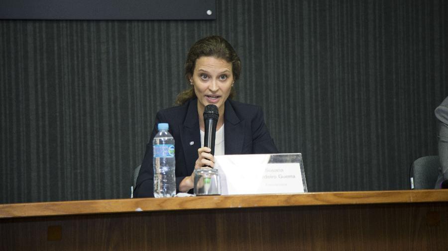 Susana Cordeiro Guerra alegou problemas pessoais para deixar o cargo de presidente do IBGE -  Licia Rubinstein / Agência IBGE Notícias