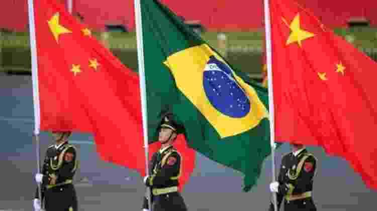Uma série de atos foram assinados entre os dois países - REUTERS - REUTERS