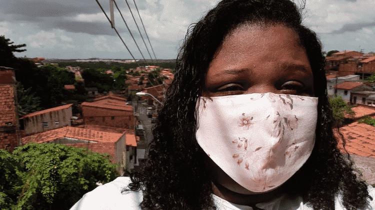 """""""A gente já mandou áudio, videozinho falando que vai ficar com saudades"""", diz Christiane, que teme perder ainda mais alunos em sua escola de educação infantil em São Luís - Arquivo Pessoal - Arquivo Pessoal"""